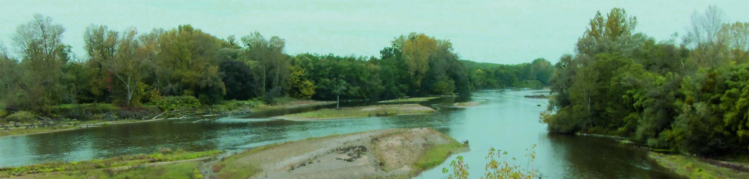(rivieren)landschap